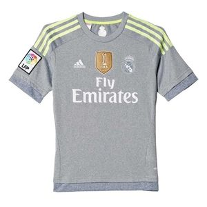 Juniors Real Madrid CF Away Jersey 2015/16